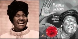 Mahalia Jackson - Take My Hand, Precious Lord